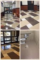 Russell County Courthouse - After Construction clean up