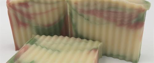 Mint Grapefruit Soap Bars