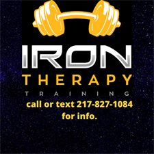 Iron Therapy Training