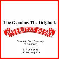 Overhead Door Company of Granbury