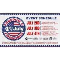 """Chamber Issues Weather Update for """"Freedom & Fireworks"""" 3-day July 4th Events"""