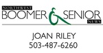 NW Boomer & Senior News - Joan Riley