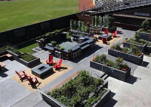 SF Giants Field! [AT&T Park] Featuring the State of the Art Tower Gardens!