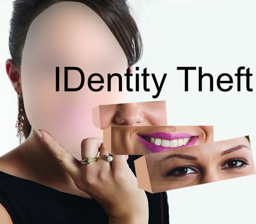 What happens when identity theft happens?