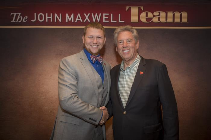 My Friend and Mentor, John Maxwell