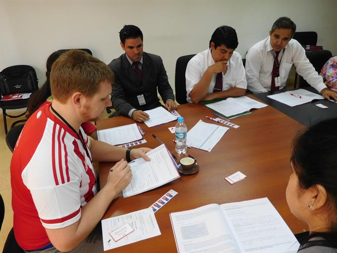 Training Lawyers in Paraguay