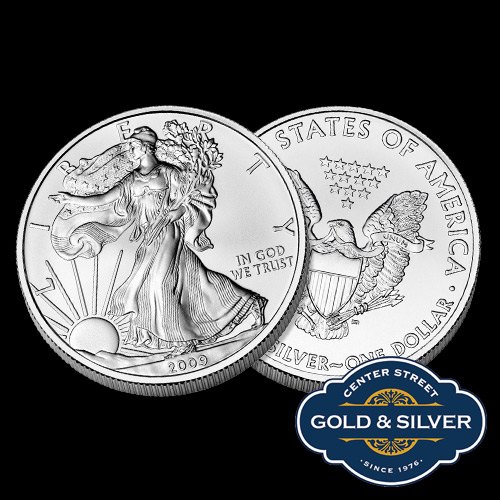 American Silver Eagle - US Mint one ounce bullion coin