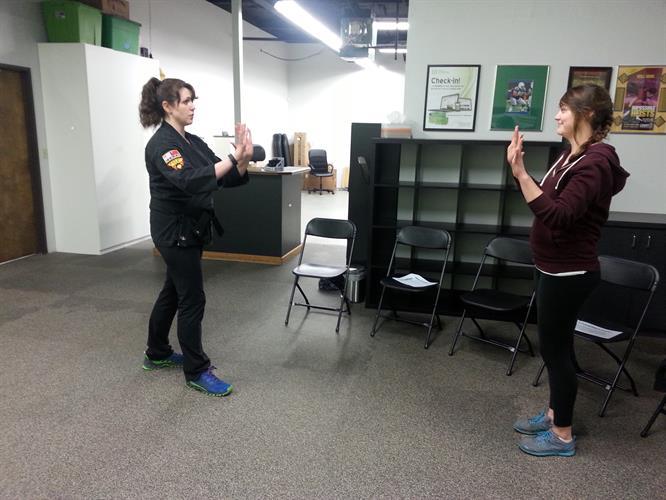 Communication: Assertive Body Language