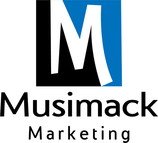 Musimack Marketing logo