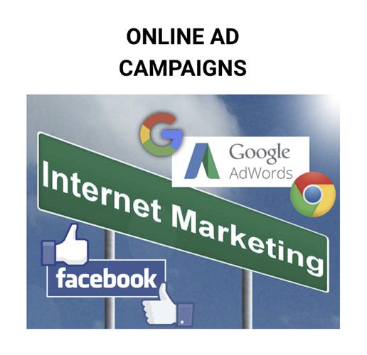 Online Advertising Managment