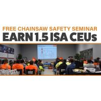 Free Stihl Chainsaw Safety Tranining Seminar