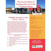 The Current Status of Employment Law in the Trucking Industry