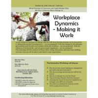 Workplace Dynamics - Making it Work
