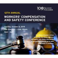 12TH ANNUAL WORKERS COMPENSATION AND SAFETY CONFERENCE