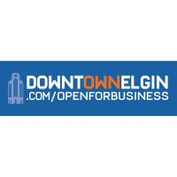 Downtown Elgin Open For Business