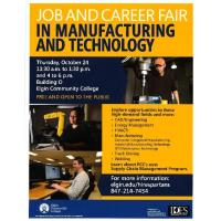JOB AND CAREER FAIR IN MANUFACTURING AND TECHNOLOGY