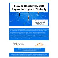 How to Reach New B2B Buyers Locally and Globally
