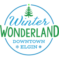 Winter Wonderland Downtown Elgin