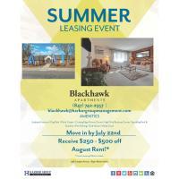Blackhawk Apartments - Elgin