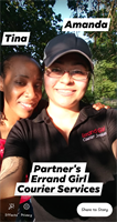 Errand Girl Courier Service - South Elgin