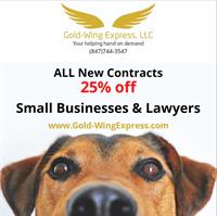 Gold-Wing Express, LLC - South Elgin