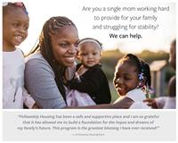 Do you know a single mom working hard to provide for her family and struggling for stability?