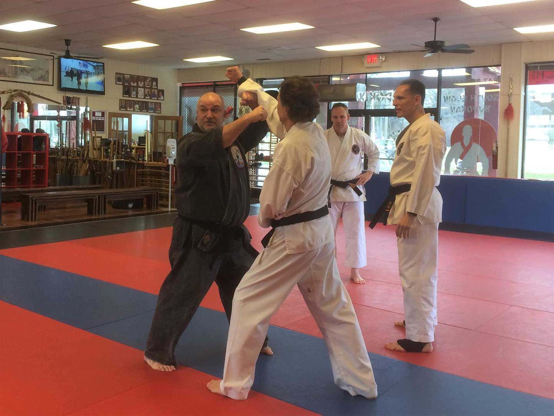 Isshin Ryu Karate