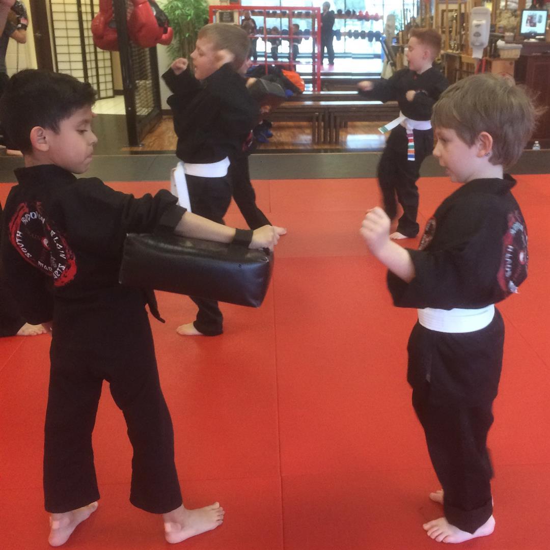 Kids Bujutsu