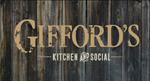 Gifford's Kitchen & Social