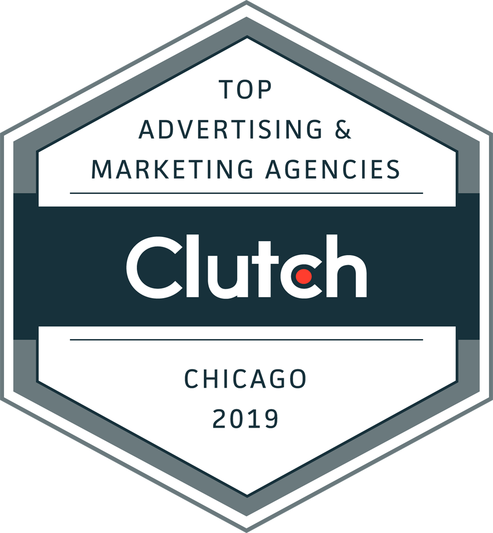 2019 Clutch Top Advertising & Marketing Agency in Chicago