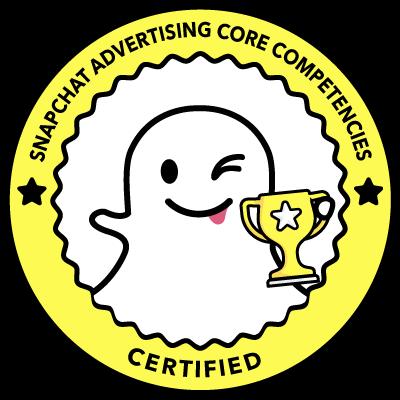 Snapchat Advertising Certified