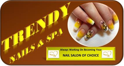 TRENDY NAILS & SPA LLC