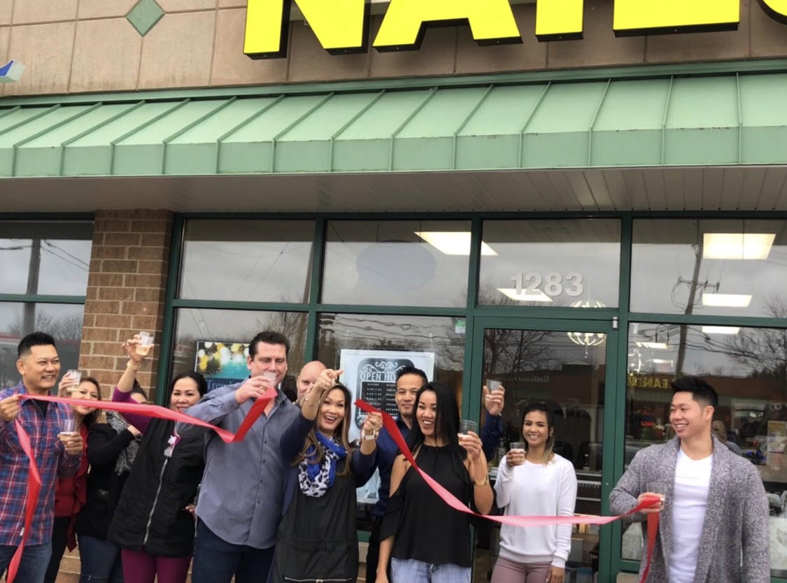 Grand Opening Ribbon Cutting on December 2nd 2018
