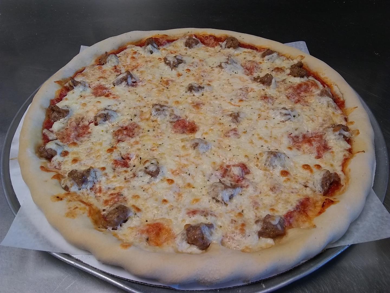 Double dough sausage