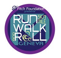 7th annual Run, Walk & Roll - Geneva
