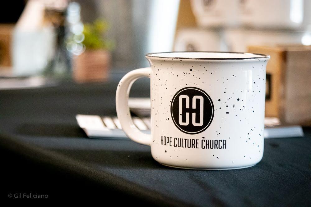 Free Coffee // Hope Culture Church