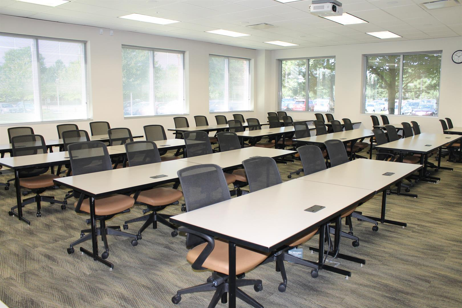 NIU Naperville Conference Center Classroom