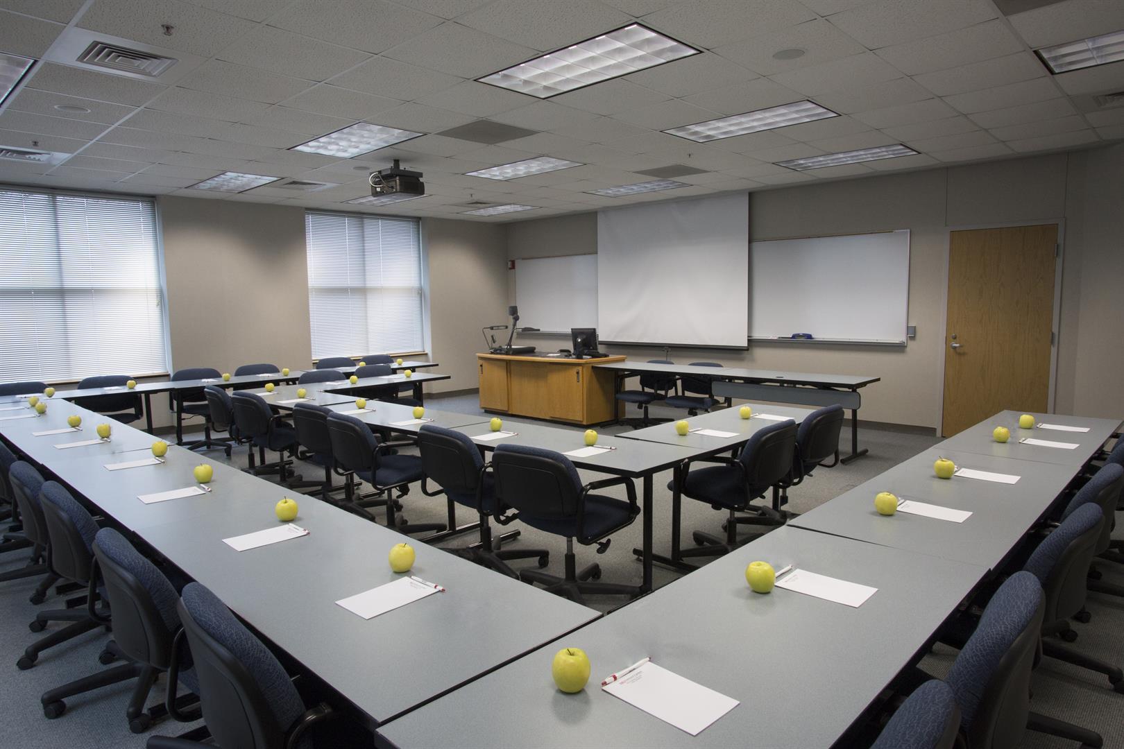 NIU Rockford Classroom