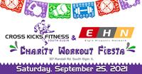 Cross Kicks Fitness Charity Workout Fiesta
