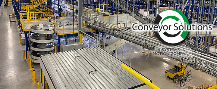 From first concept to final installation, Conveyor Solutions, Inc. is your single source system integrator.