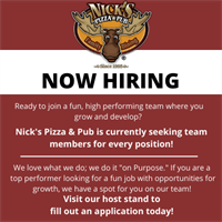 Nick's Pizza & Pub