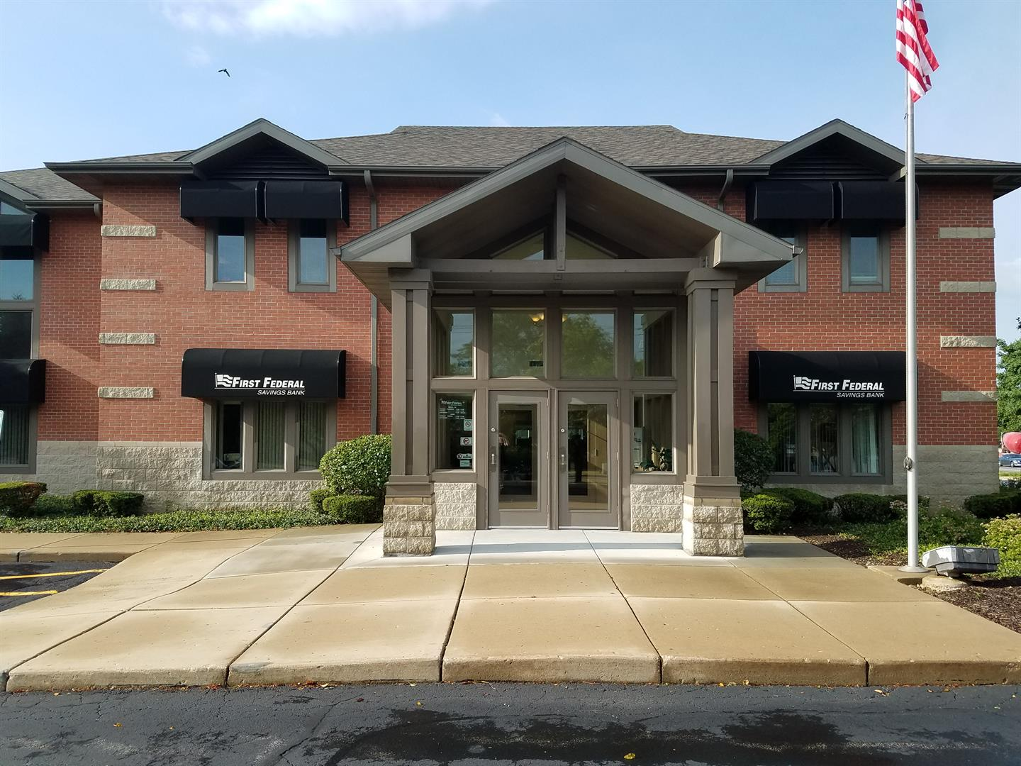 Our branch in Elgin, IL.