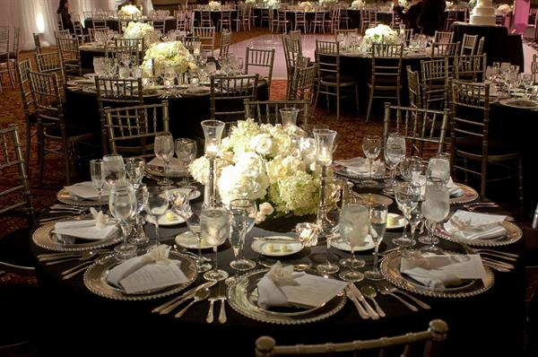 Ballroom Wedding 2 - Rented Items