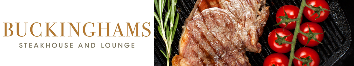 Buckinghams Steakhouse & Bistro