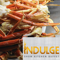 Indulge Show Kitchen Buffet