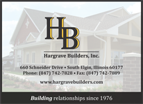 Hargrave Builders Inc.