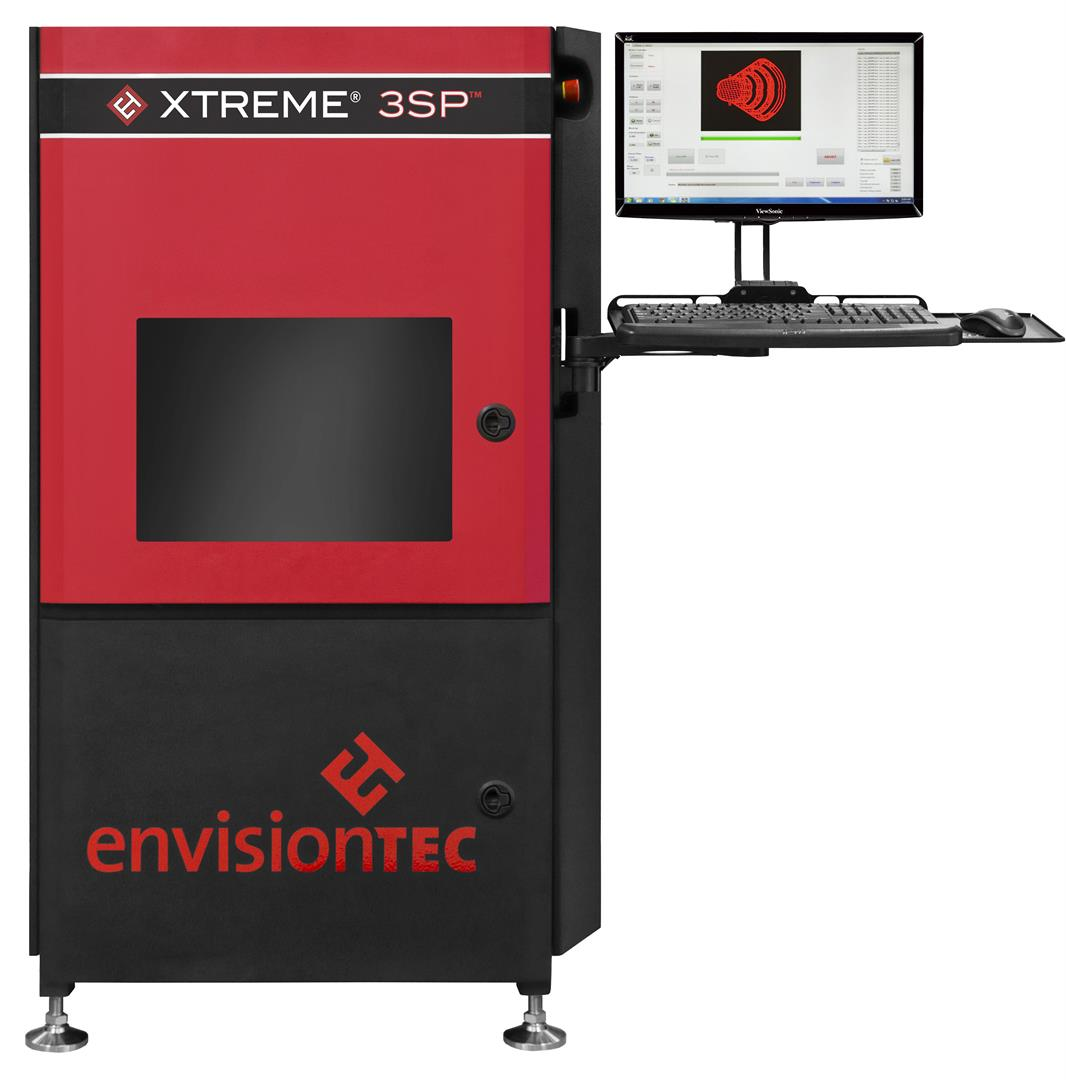 EnvisionTEC SLA 3D printer