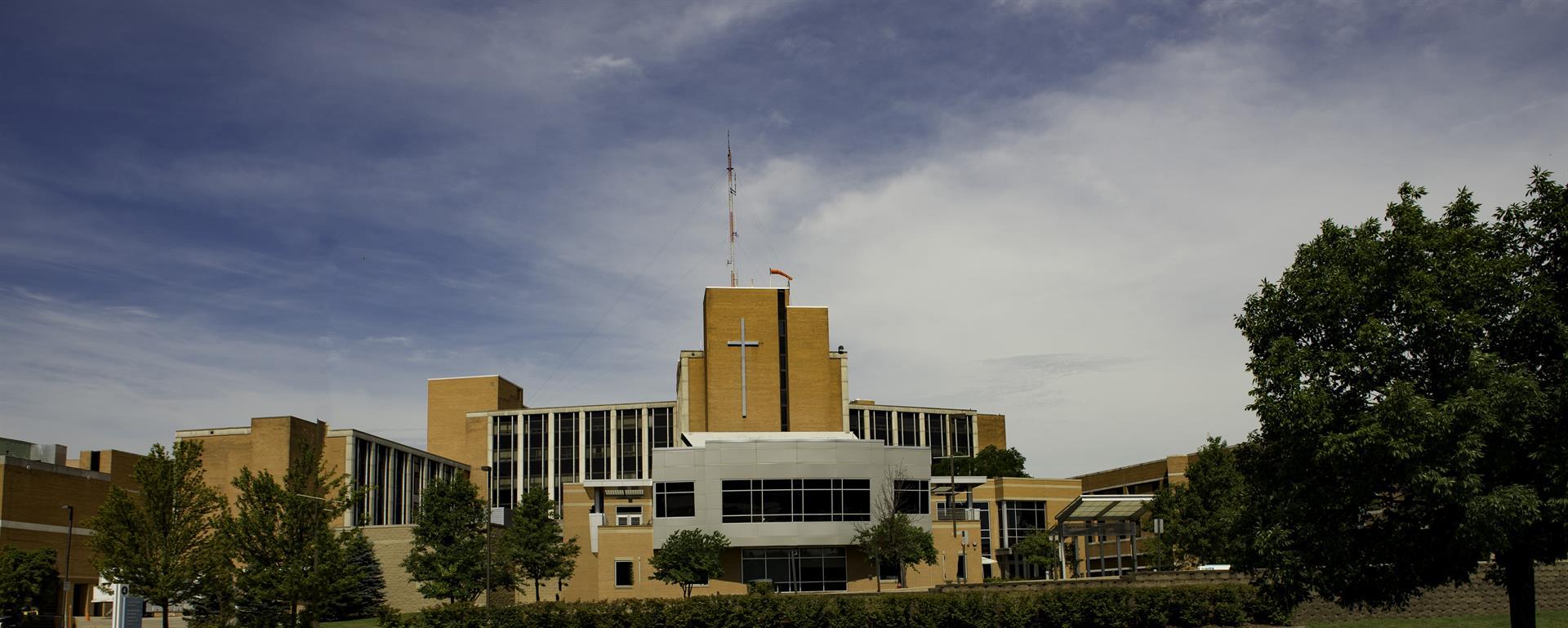 AMITA Health Saint Joseph Hospital Elgin Bob and Edna Meadows Regional Cancer Care Center