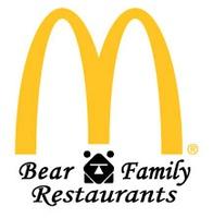 The Bear Family McDonald's Restaurants