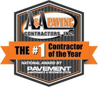 National Contractor of the Year!